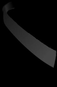 lazo negro